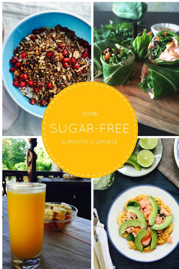 Sugar-free for 6 months - My conclusions and experiences after abstaining from sugar for 6 full months. No miracles, only real life experiences. Good and bad. Read my full story here: MyCopenhagenKitchen.com