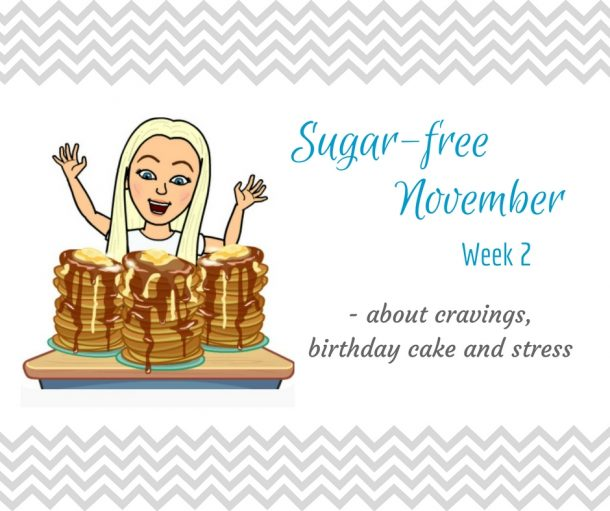 Sugar-free November - ever considered going sugar-free for an entire month? Read my experience here: