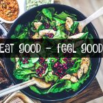 Eat good - feel good. About eating healthy for the sake of feeling good without being on diet or suffering from food anxiety --> MyCopenhagenKitchen.com