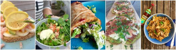 Delicious lunch recipes - grainfree, glutenfree, low carb and LCHF --> MyCopenhagenKitchen.com